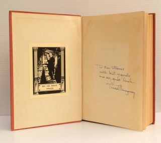 "Hemingway Signed Book ""For Whom the Bell Tolls"" Ernest Hemingway"