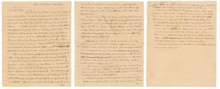 "John Jay Drafts a Autograph Letter Signed While In London Negotiating the Famed ""Jay Treaty"" and..."