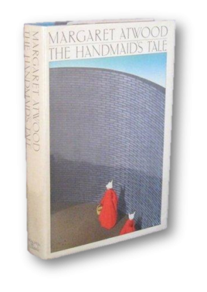 "Margaret Atwood Signed First U.S. Edition of her Iconic Feminist Novel ""The Handmaid's Tale""..."