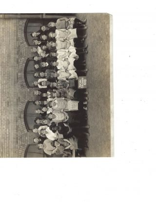 Multiracial Integrated classroom photograph. 1923. 5th Grade. African American, Integrated...
