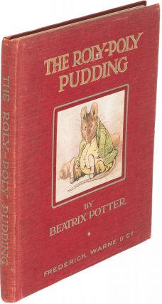 Beatrix Potter's Classic The Roly-Poly Pudding, First edition. Beatrix Potter