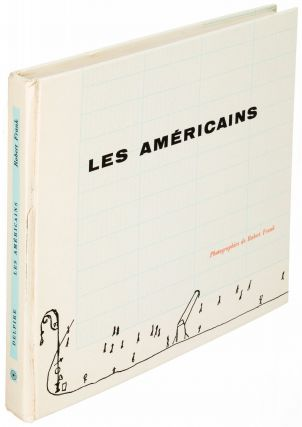 First Edition of Robert Frank's Les Americains, Preceding the American Edition by a Year. Robert...