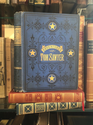 The Adventures of Tom Sawyer, First Edition. Mark Twain