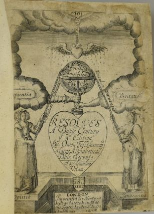 Among the earliest texts on Gender Equality: Owen Feltham's Resolves - 1628. Feltham, Gender...