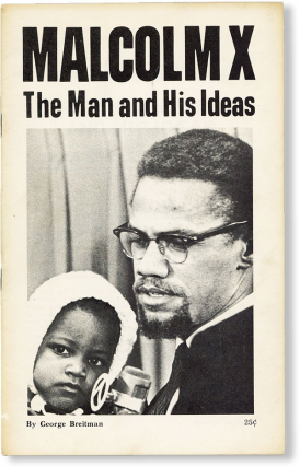 Malcolm X's Vision for Black Nationalism. Breitman Malcolm X