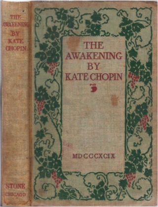 Chopin's The Awakening, Rare First Edition One of The most Controversial Work of Feminist...